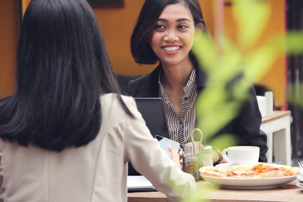 lunch job interview types can be intimidating because of the unusual casual setting