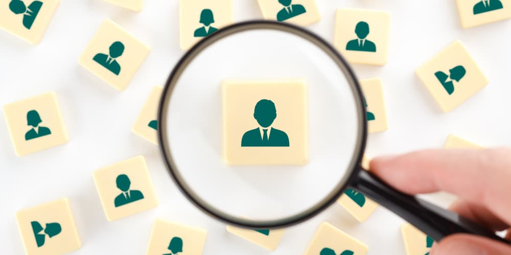 finding the right person as a recruiter