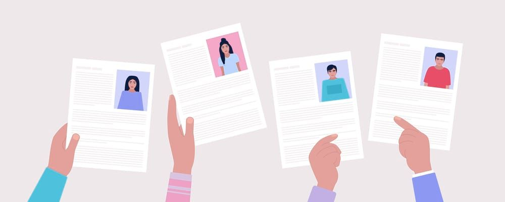 Stand out among other applicants with a properly-formatted CV