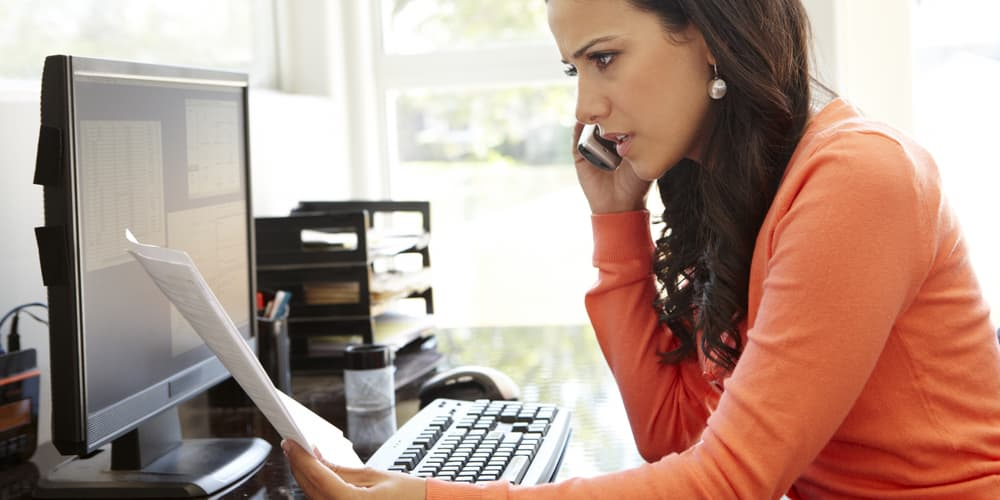 how to recover from bad job interview via phone